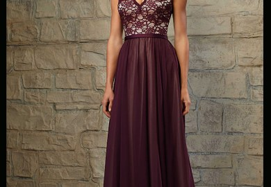 Mori Lee Lace Bridesmaid Dresses