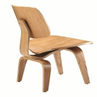 Plywood Lounge Chair - Modern In Designs
