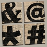 Ampersand Wall Art - ampersand design - 20 reasons you ...