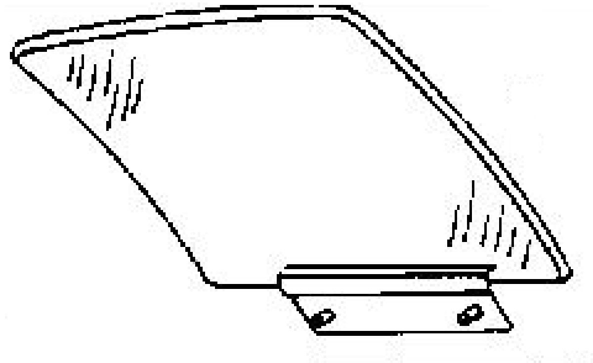 Service manual [1991 Buick Park Avenue Door Panel Removal