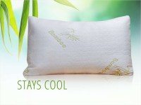 AlphaCool Bamboo Cooling Pillow - My Cooling Store