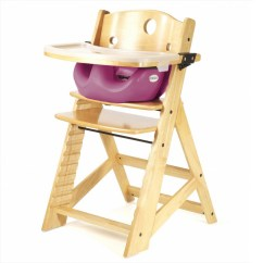4moms High Chair Tufted Leather Office Canada Keekaroo Height Right + Tray Infant Insert Natural