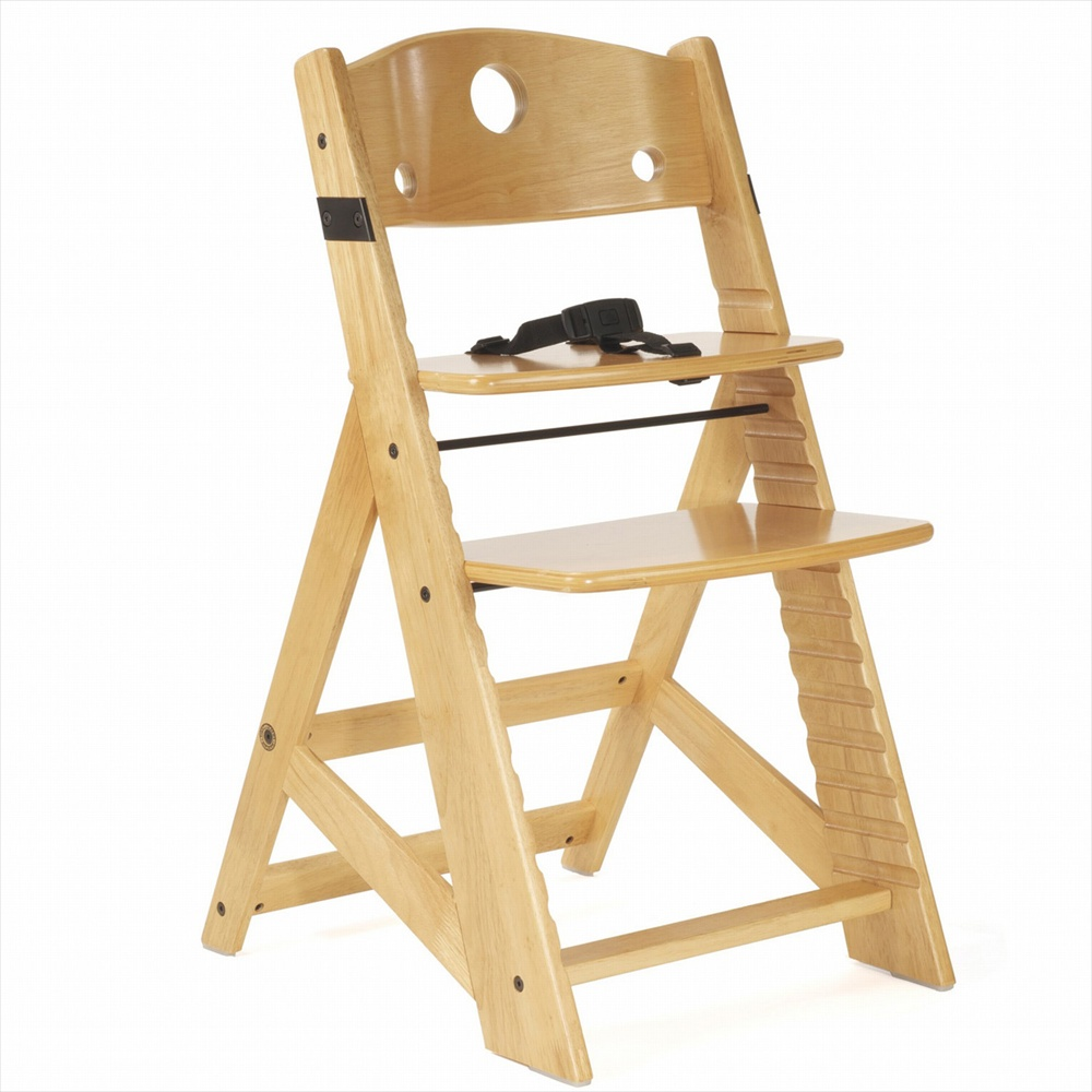 Keekaroo Height Right Kids Chair Natural  Free Shipping