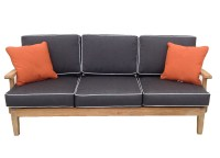 Classic deep seating sofa