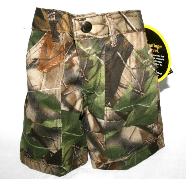 Realtree Camo Baby Toddler Boys Shorts