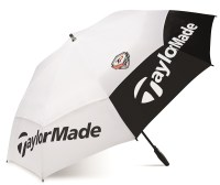 Taylor Made Tour Preferred Double Canopy Umbrella by ...