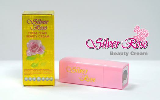 SILVER ROSE EXTRA PEARL BEAUTY CREAM SKIN TONING SKIN