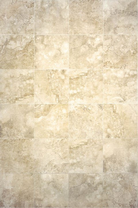 Interceramic Travertino Royal Ivory 24 x 24 Ceramic Tile