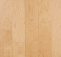 "LM Flooring Kendall Natural Maple Hardwood Flooring 5"" x ..."