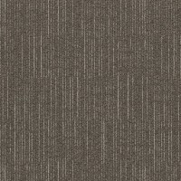 Tandus Grid Overlay II Clean Coal Carpet Tile 02969-44023