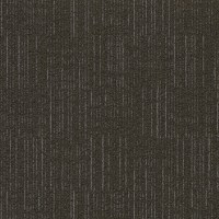 Tandus Grid Overlay II Total Eclipse Carpet Tile