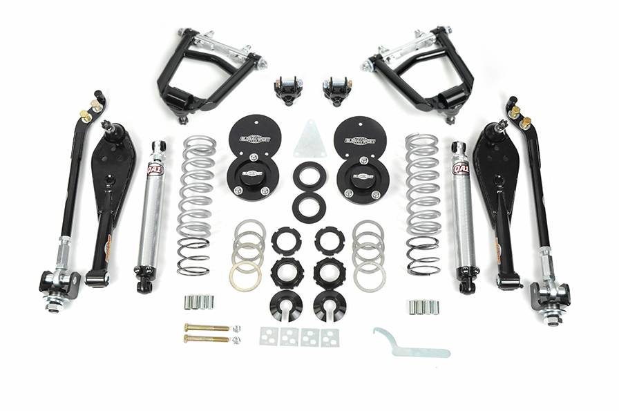 Ford Small Block Coilover Front End Kit (with Double