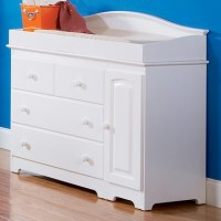 Atlantic Furniture Windsor Combo Changing Table/ 3 Drawer ...
