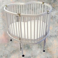 round cribs for babies  Roselawnlutheran