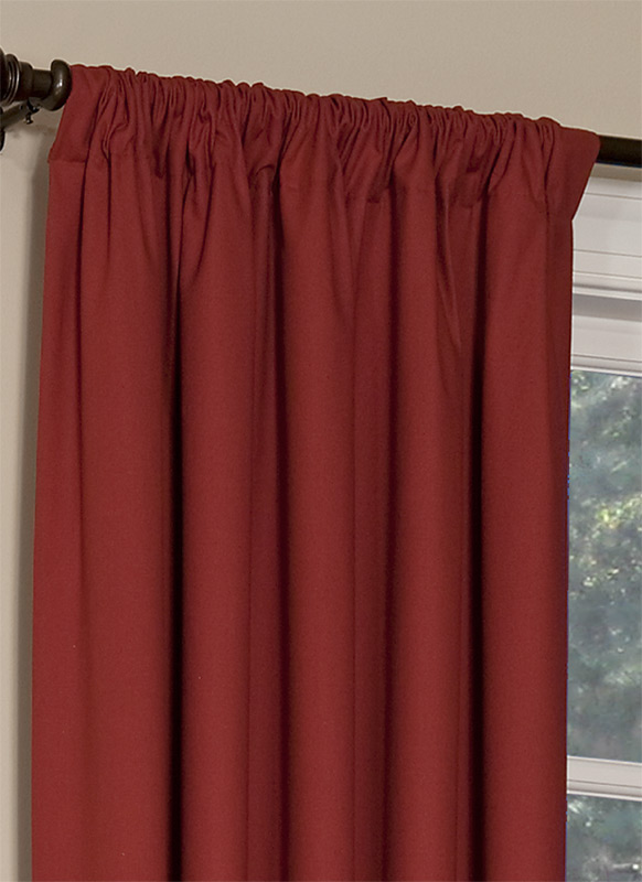 sterling rod pocket curtains pretty windows