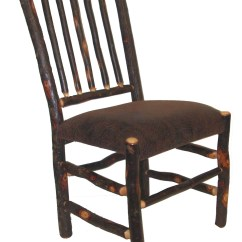 Hickory Dining Room Chairs Cheap Slipper Rustic Upholstered Spindle Back Chair With