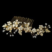 gold wedding hair combs wedding hair combs gold popular ...