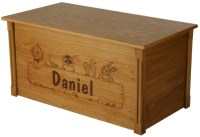 Dream Toy Box-Animal Critters Personalized Wooden Toy ...