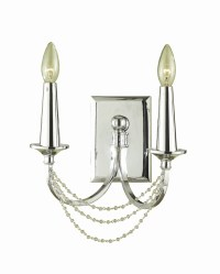 Candice Olson Collection (7703-2W) Shelby 2 Light Sconce ...