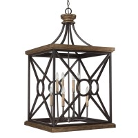 Capital Lighting (4503) Landon 8 Light Foyer Fixture shown ...