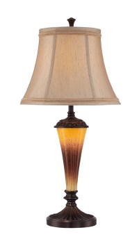 Lite Source (C41325) Table Lamp with Night Light