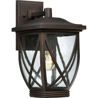 Quoizel Lighting (TDR8409PN) Tudor Outdoor Wall Sconce in ...