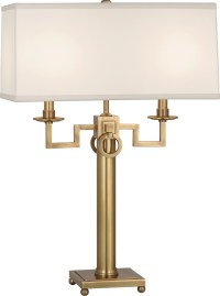 Robert Abbey (2585) Mary McDonald Baudelaire Table Lamp ...