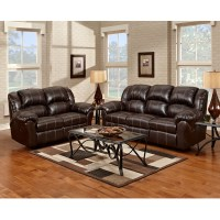 Exceptional Designs Reclining Living Room Set in Brandon ...