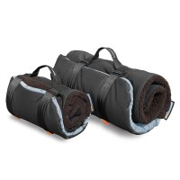 Kurgo Wander Bed Roll Up Travel Dog Bed With Handle & No ...