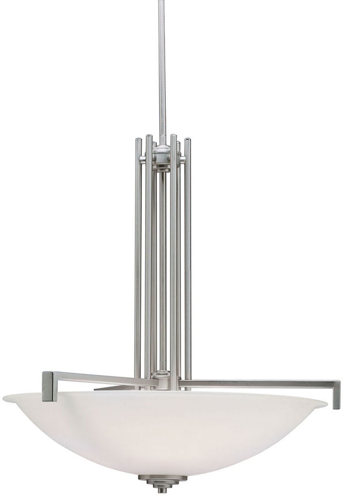 Kichler 3299NIL16 Eileen Contemporary Brushed Nickel LED