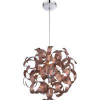 Quoizel RBN2817SG Ribbons Modern Satin Copper Finish 17 ...