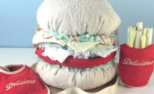 Unique Sandwich Of Gifts For Twins Simplyuniquebabygifts