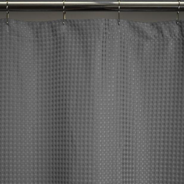 Polyester Or Cotton Shower Curtain