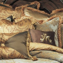 Wine Adirondack Chair Face Down Elizabeth Luxury Bedding By Michael Amini Collection From Aico -