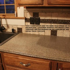 Kitchen Countertop Refinishing Small Remodel Pictures Picture Of Roselawnlutheran