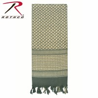 Rothco Shemagh Desert Tactical Scarf - Foliage