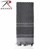 Rothco Shemagh Desert Tactical Scarf - Grey