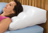 Inflatable Bed Wedge Pillow
