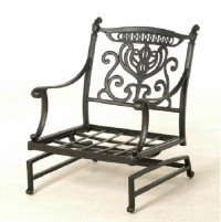 Grand Tuscany By Hanamint Luxury Cast Aluminum Patio ...