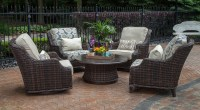 Mila Collection All Weather Wicker Patio Furniture ...
