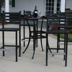 Bar Height Patio Chairs For Bad Backs Furniture  Roselawnlutheran