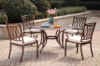 Cast Aluminum: How To Clean Cast Aluminum Patio Furniture