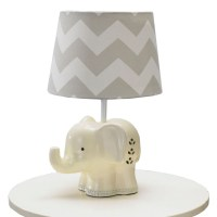 Elephant Lamp Base by Lolli Living