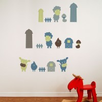 Farm Wall Decal - RosenberryRooms.com