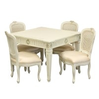 Juliette Play Table and Chair Set in Versailles Linen and ...