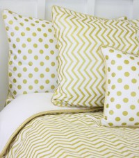 White And Gold: White And Gold Quilt