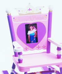 Royal Princess Mini Rocking Chair by Levels of Discovery