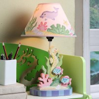 Under the Sea Table Lamp - RosenberryRooms.com