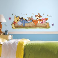 Winnie the Pooh Outdoor Fun Wall Decals - RosenberryRooms.com