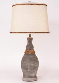 Casual Pot with Rope Lamp for Sale - Cottage & Bungalow